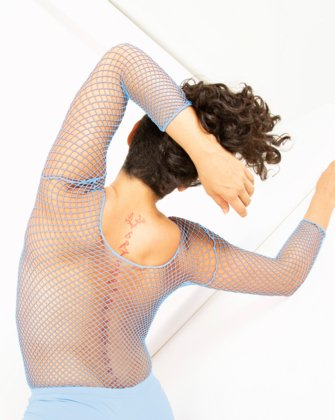 Womens Fishnet Bodywear | We Love Colors