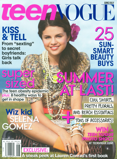 Also Check out Selena's Teen Vogue Interview, at 1:02 in the video she ...