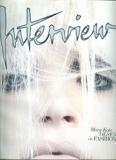 Interview Mag Cover