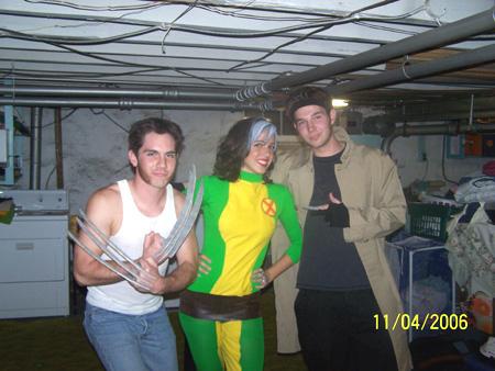 Rogue Halloween X-men Rogue Halloween Costume