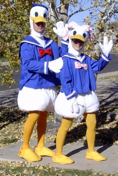 Daisy Duck costumes we...