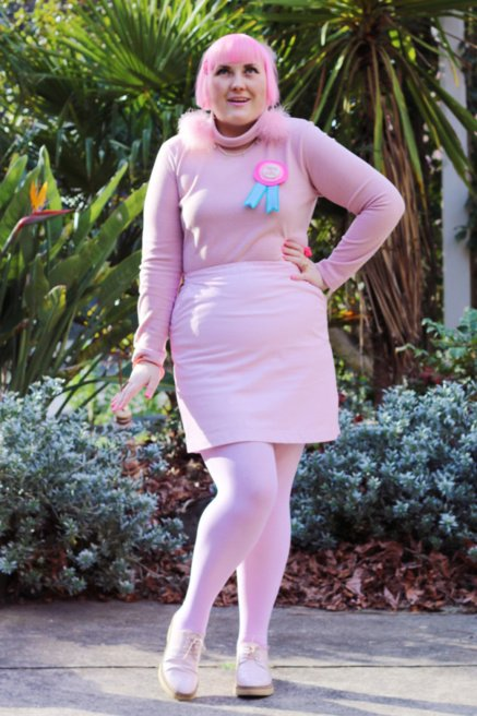 ea83d451335a Hayley Pretty In Pink - We Love Colors