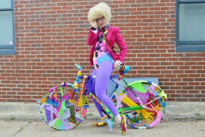 Bike To Work Day! - We Love Colors