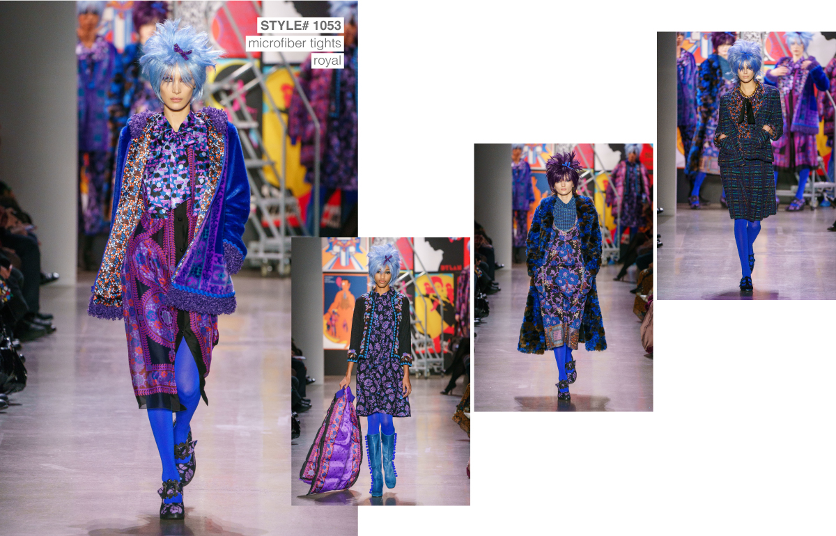 Anna Sui Ready To Wear Collection Fall 2019 2