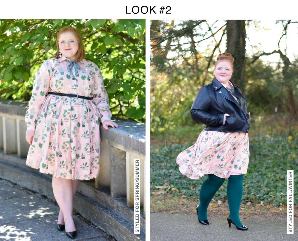 Best Fall Winter Looks With Tights 4