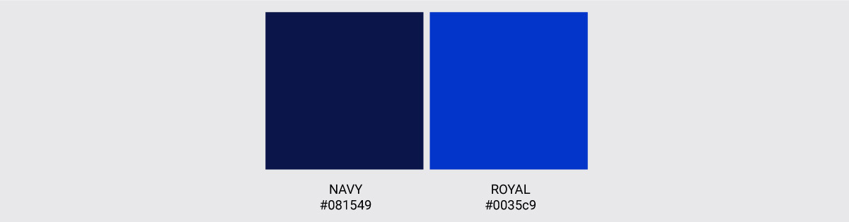 Color Palette We Love Colors Royal Navy 2