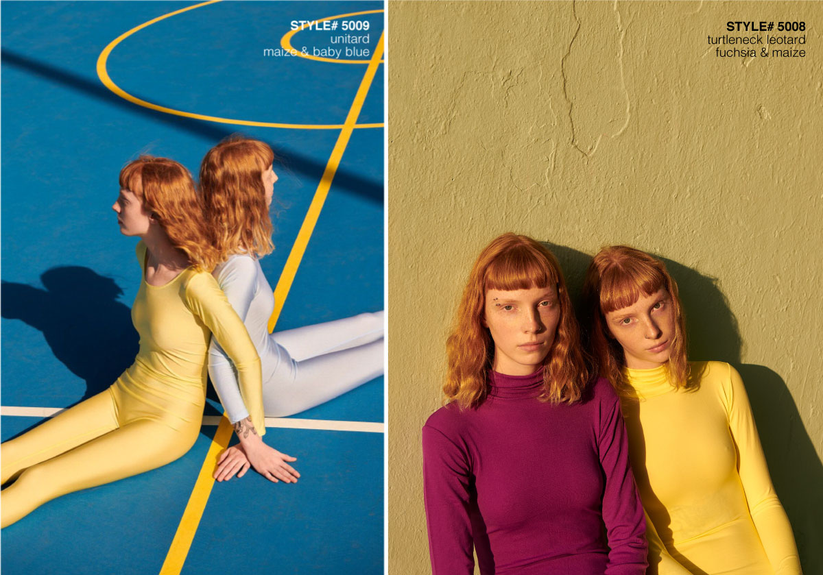 Colorful Fashion Editorial We Love Colors 2019 5