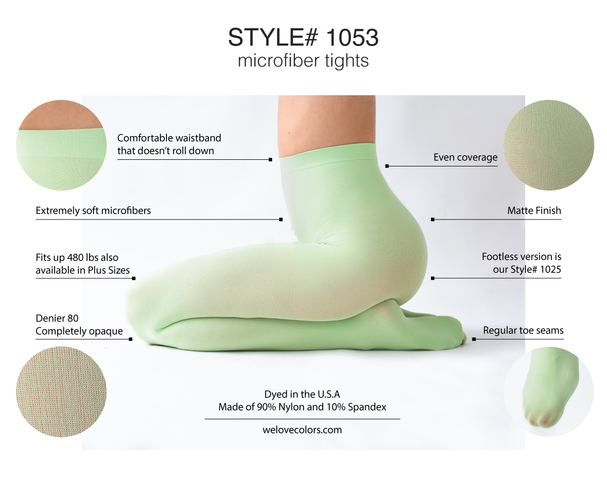Ho To Choose We Love Color Tights 2018 13