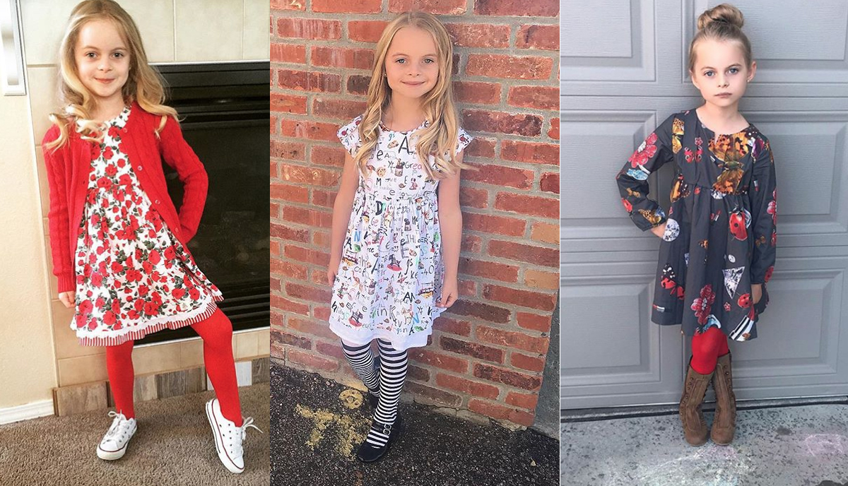 Kids Color Tights