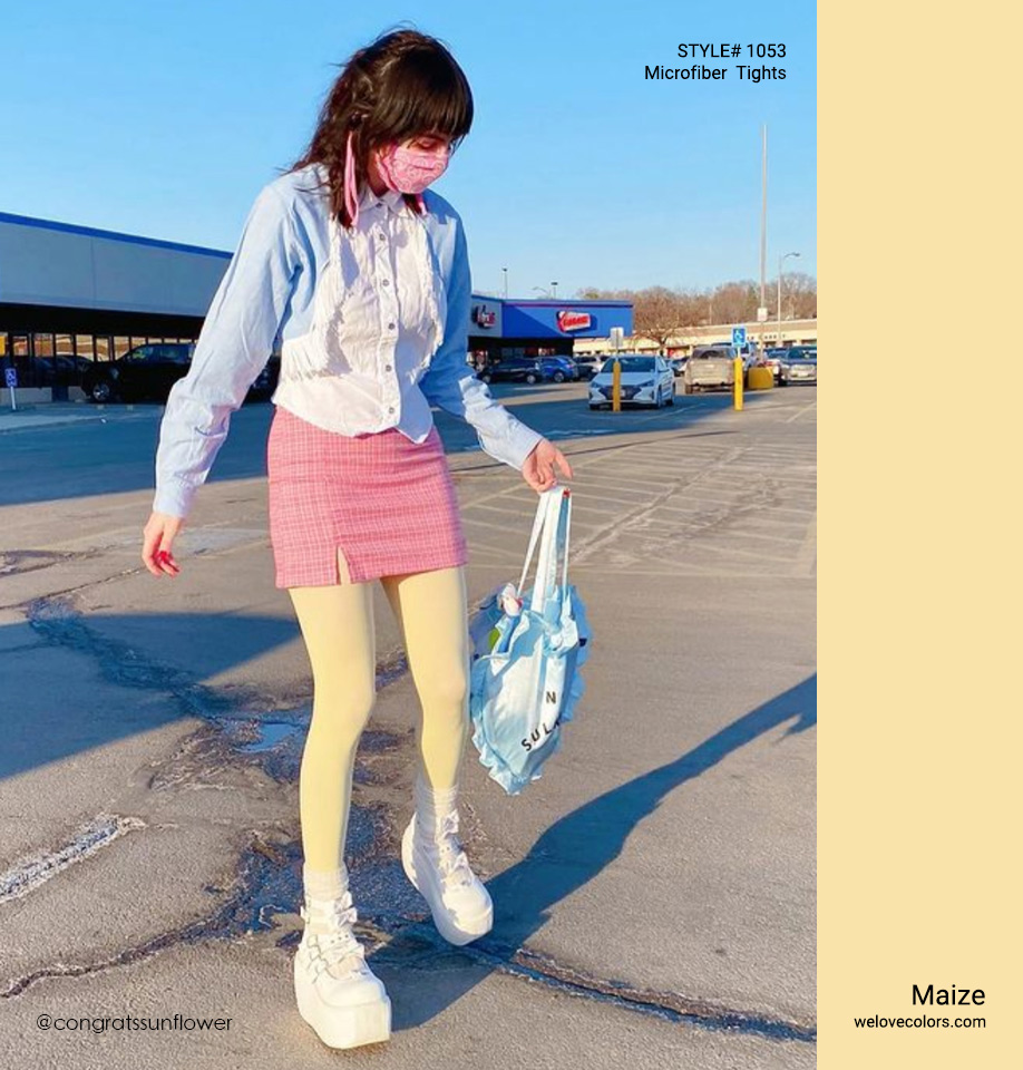 Pastel Colors Incorporate To Your Wardrobe Maize