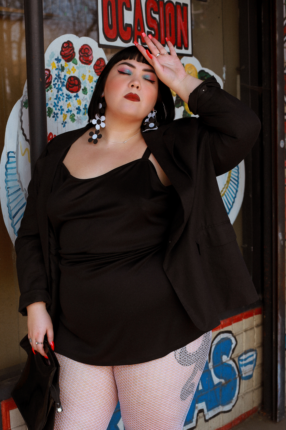 Plus Size Fashion Lookbook Welovecolors Proud Mary 9