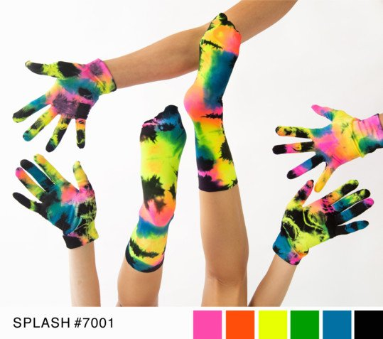 Best Tie Dye Splash Colors 7001