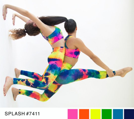 Best Tie Dye Splash Colors 7411