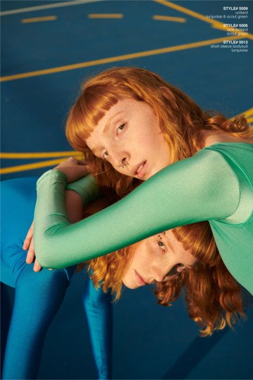 Colorful Fashion Editorial We Love Colors 2019 6