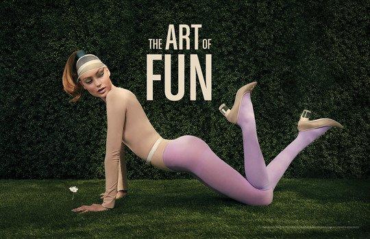 Donald Pliner Campaign Color Tights Lilac