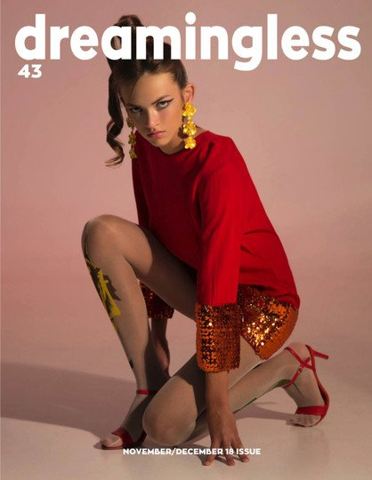 Dreamingless Magazine December 2018 Colorful Tights 1