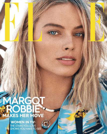 Elle February 2018 Cover