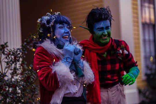 Holiday Cosplay Jester Fjord Critical Role 7