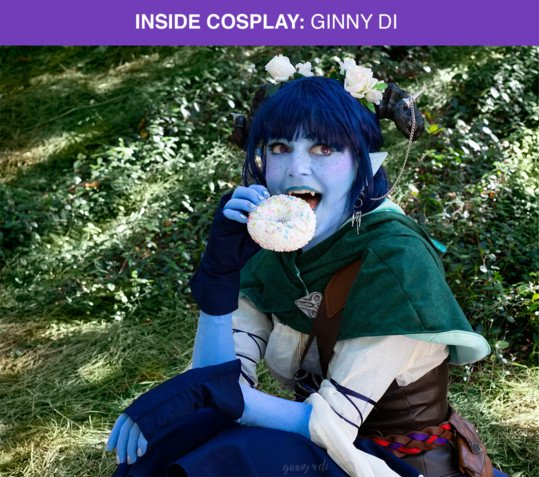 Inside Cosplay Welovecolors Ginnydi