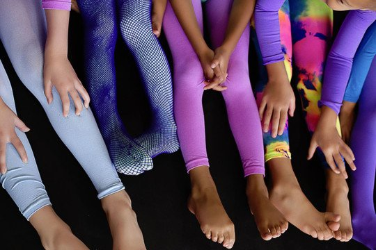 kids dancewear tights