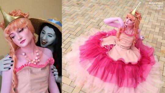 Manatcosplay Princessbubblegum