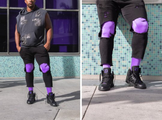 Men Colored Comfortable Tights 17