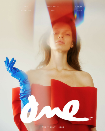One Magazine Issue 14 - We Love Colors