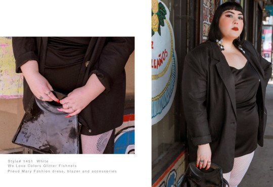 Plus Size Fashion Lookbook Welovecolors Proud Mary 10