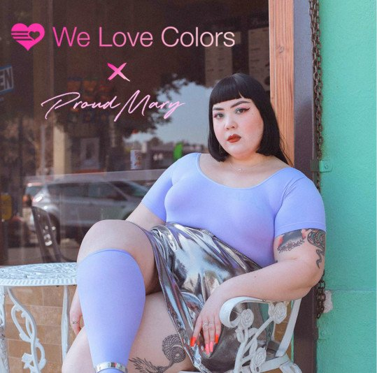 Plus Size Fashion Lookbook Welovecolors Proud Mary 11