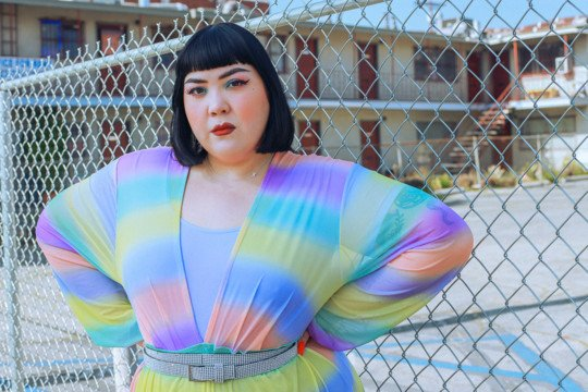 Plus Size Fashion Lookbook Welovecolors Proud Mary 7
