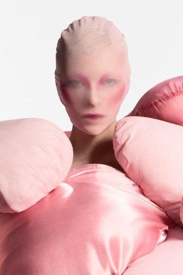 Voni Studio Surrealist Fashion Editorial
