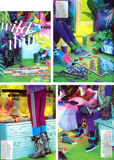 Wild Things Teen Vogue 1