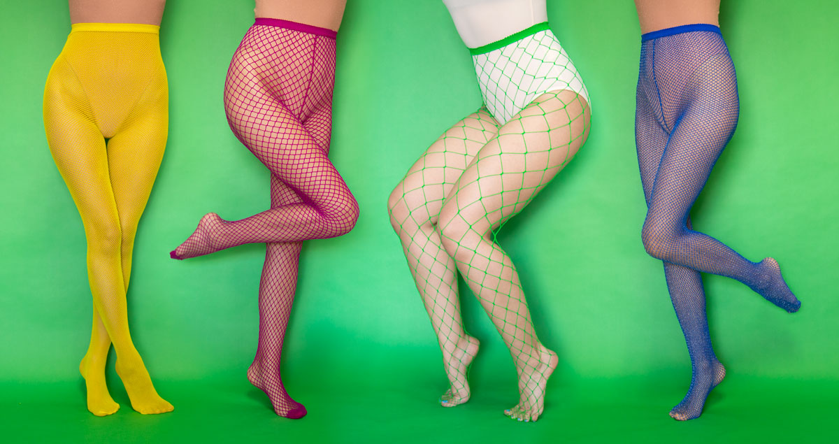 We Love Colors Fishnets