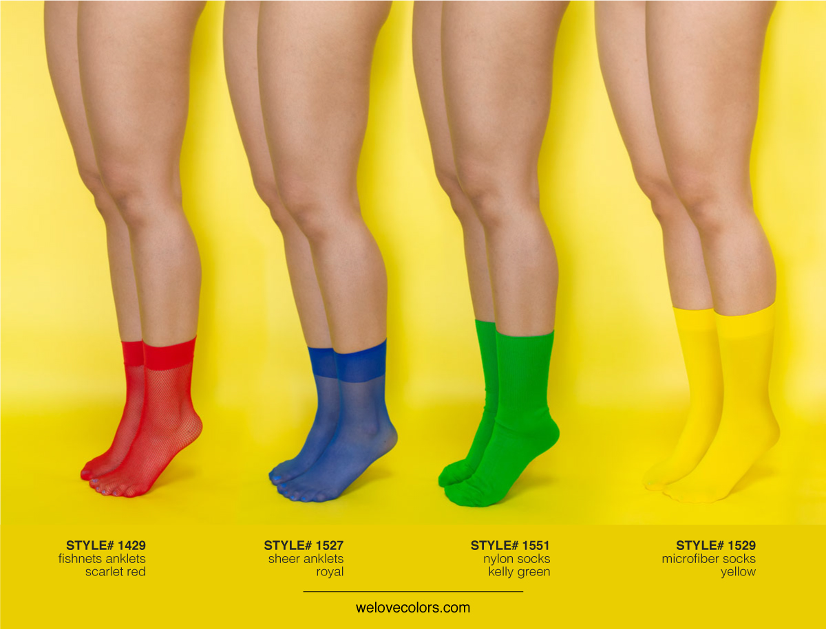 We Love Colors Socks 3