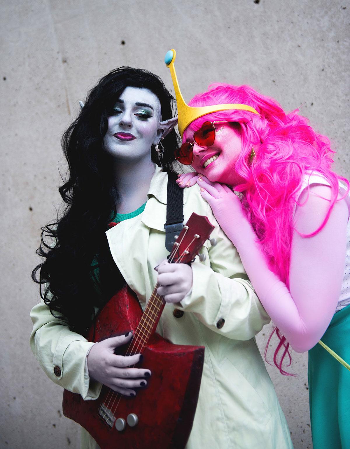 Welovecolors Mehron Bodypaint Marceline Princess Bubblegum Color Guide 1