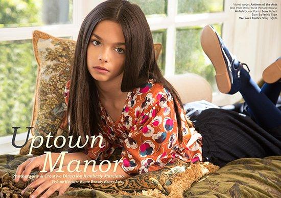 E2e95 Uptown Manor Mini Maven Navy Kids Tights?W=616