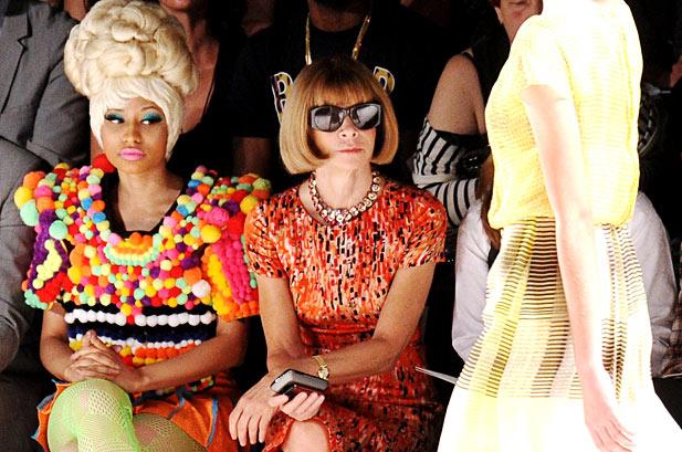 WLC Tights and Nicki Minaj