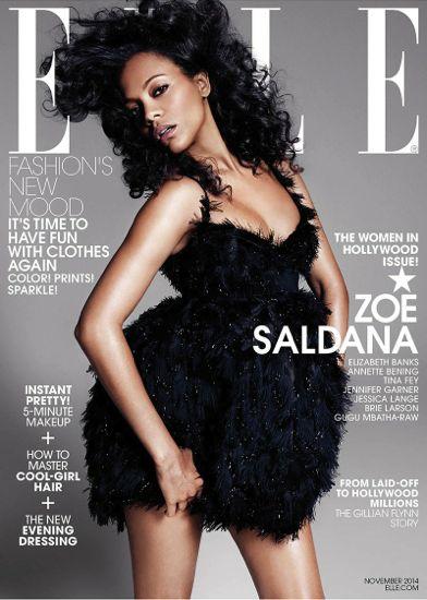 Elle Magazine November 2014