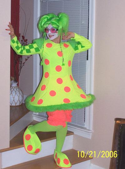 amy's costume