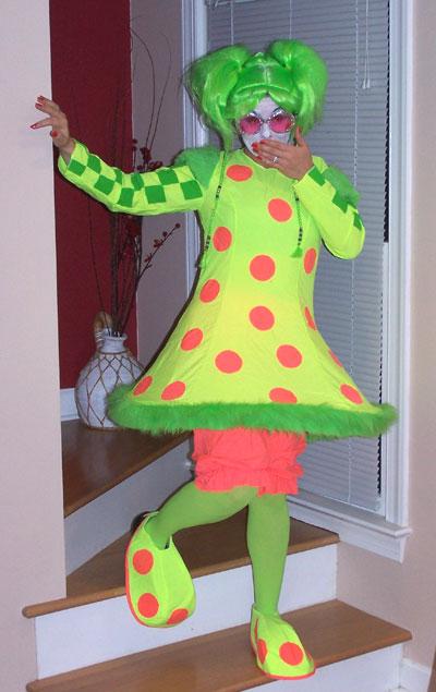halloweeen costume