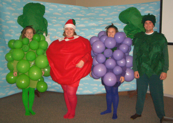 fruit of loom costume