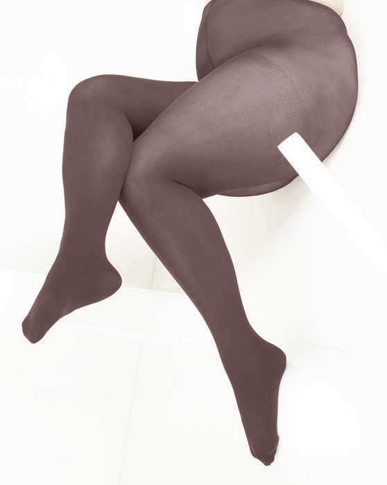 Mocha Nylon Spandex Tights Style# 1023 | We Love Colors