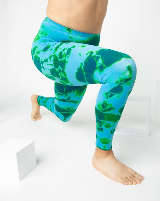 Footless Performance Tights Leggings Style# 1047   We Love Colors