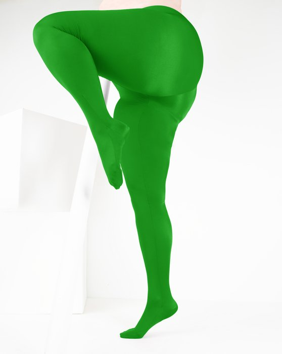 1061 W Kelly Green Performance Tights