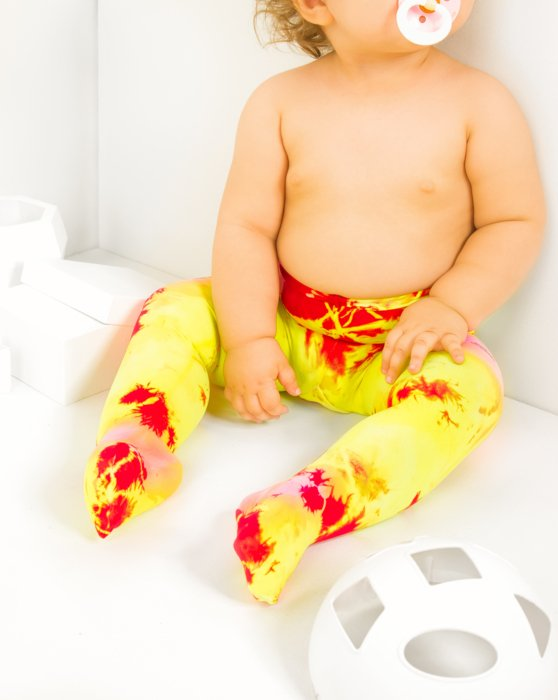 Kids Microfiber Tights Style# 1075   We Love Colors