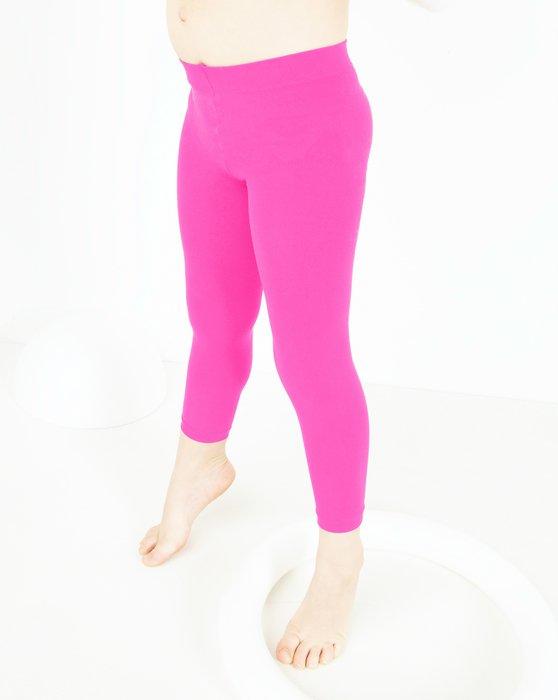 Kids Microfiber Footless Tights Style# 1077 | We Love Colors