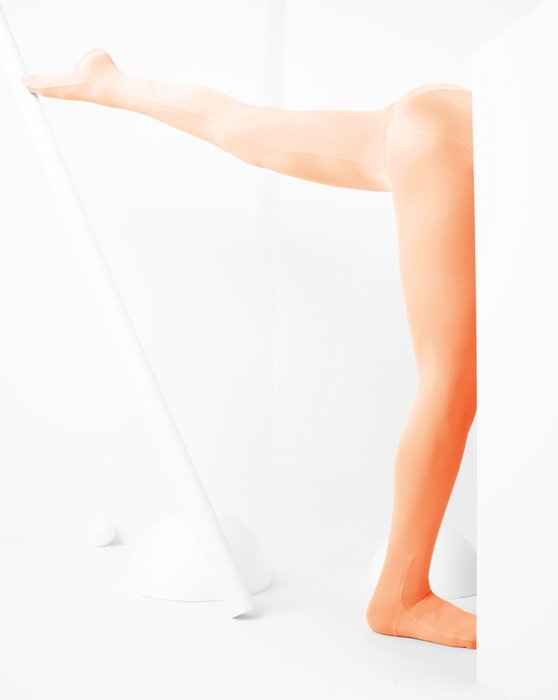 Orange Kids Performance Tights