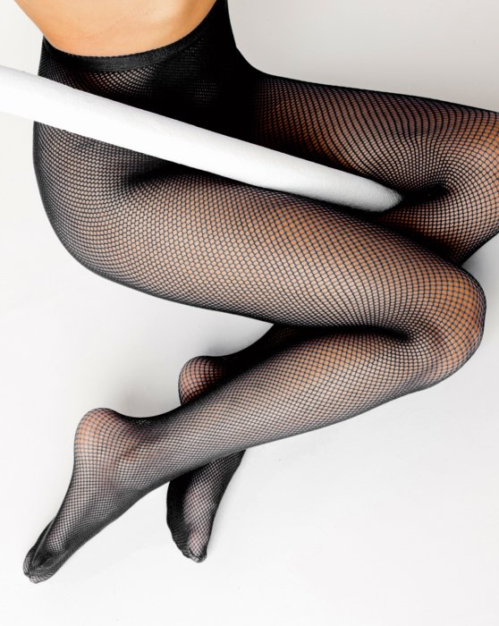 1401 Black Dance Fishnets