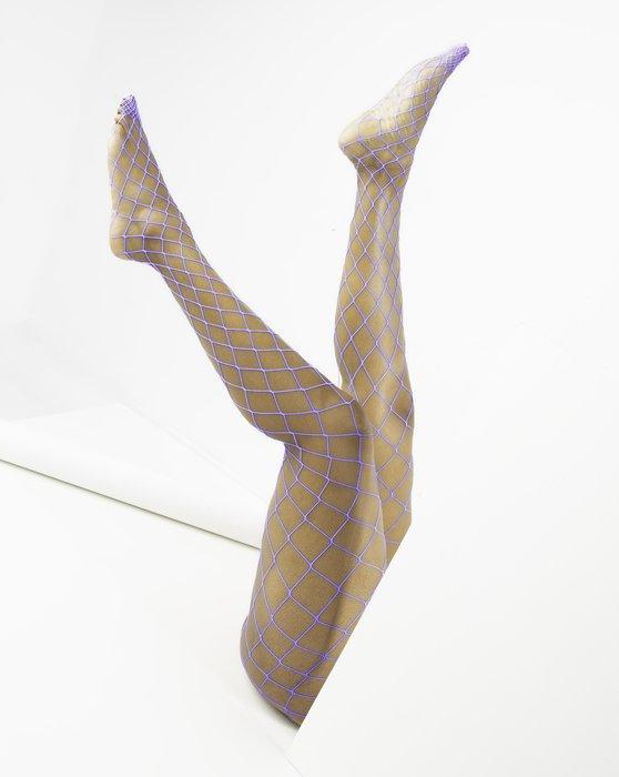 Lilac Diamondnet Fishnet Style# 1405 | We Love Colors