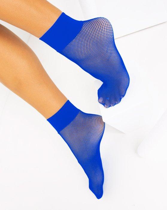 Royal Fishnet Anklet Style# 1429 | We Love Colors